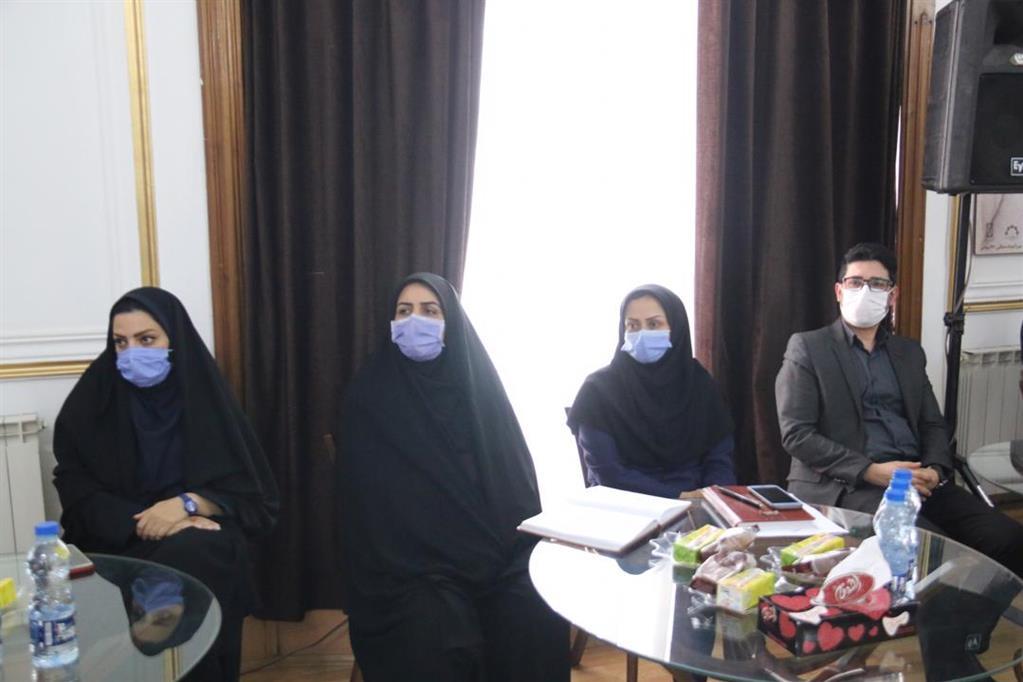 IMG 20201014 WA0126 - در نشست شورای اجرایی شهر دوستدار کودک مطرح شد؛ شهر دوستدار کودک رشت می تواند چون نگینی در ایران بدرخشد