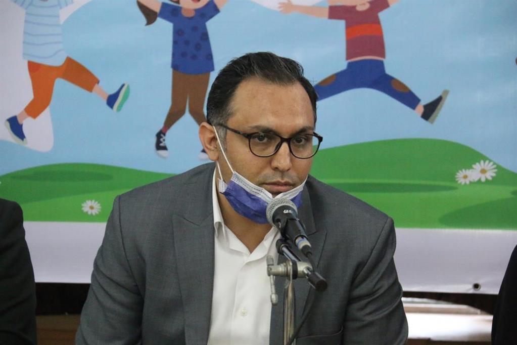 IMG 20201014 WA0156 - در نشست شورای اجرایی شهر دوستدار کودک مطرح شد؛ شهر دوستدار کودک رشت می تواند چون نگینی در ایران بدرخشد