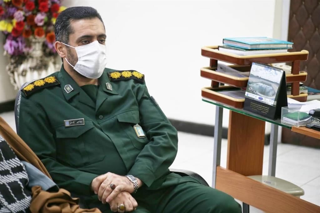 f4a56c9f ad32 477b be58 be964e720cc7 - در دیدار شهردار رشت با فرمانده سپاه ناحیه مرکزی رشت به مناسبت هفته بسیج عنوان شد: لزوم ترویج تفکر بسیجی در جامعه
