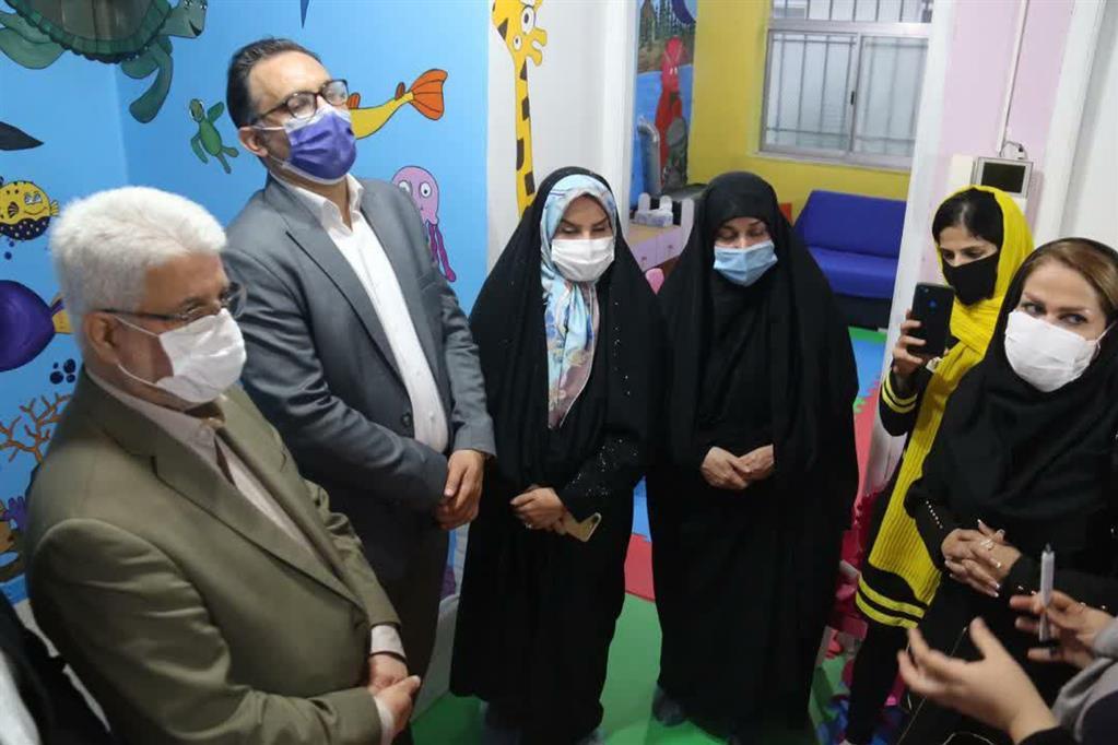 photo 2020 10 15 08 53 34 - اولین مرکز کودکان اوتیسم در شمال کشور افتتاح شد