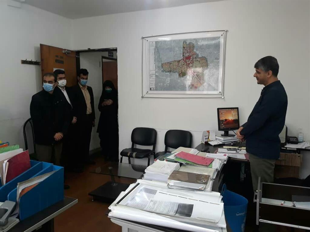 photo 2020 11 07 17 47 36 - بازدید شهردار رشت از منطقه دو شهرداری رشت