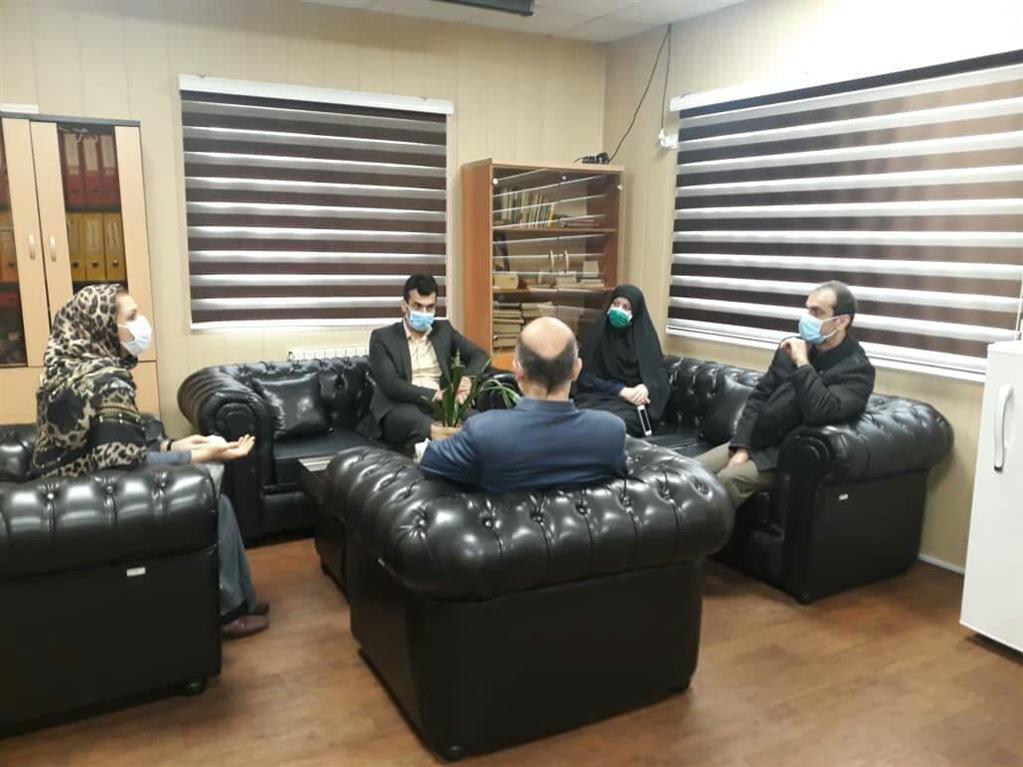 photo 2020 11 07 17 47 39 - بازدید شهردار رشت از منطقه دو شهرداری رشت
