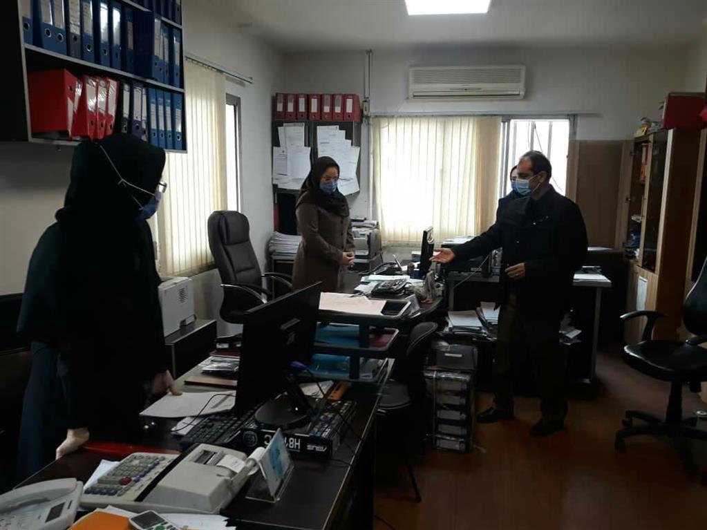 photo 2020 11 07 17 47 51 - بازدید شهردار رشت از منطقه دو شهرداری رشت