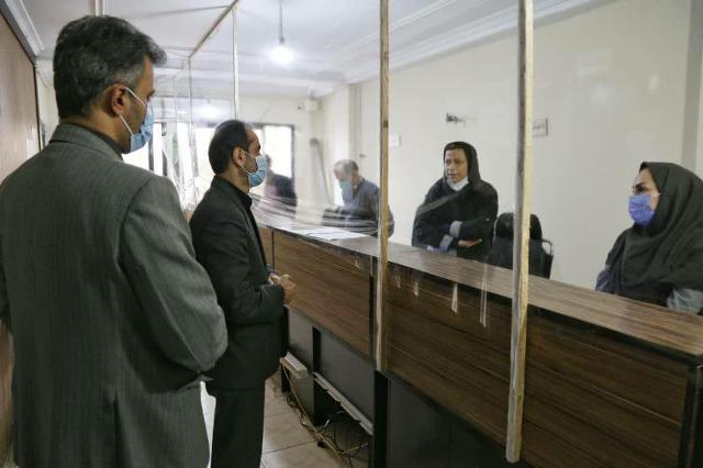 photo 2020 11 19 10 53 07 - احمدی در بازدید از منطقه پنج شهرداری رشت: تاکید بر رفع مشکلات و نیازهای شهروندان و ارتقای سطح کیفی و کمی خدمات