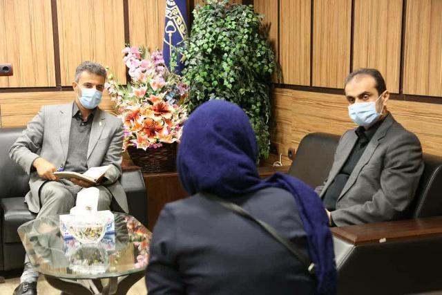 photo 2020 11 19 10 53 37 - احمدی در بازدید از منطقه پنج شهرداری رشت: تاکید بر رفع مشکلات و نیازهای شهروندان و ارتقای سطح کیفی و کمی خدمات