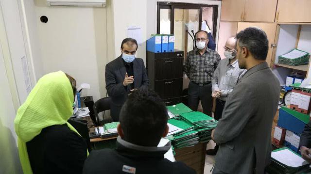 photo 2020 11 19 10 54 20 - احمدی در بازدید از منطقه پنج شهرداری رشت: تاکید بر رفع مشکلات و نیازهای شهروندان و ارتقای سطح کیفی و کمی خدمات