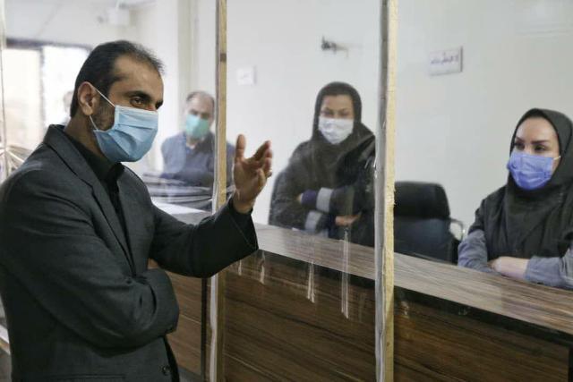 photo 2020 11 19 10 54 25 - احمدی در بازدید از منطقه پنج شهرداری رشت: تاکید بر رفع مشکلات و نیازهای شهروندان و ارتقای سطح کیفی و کمی خدمات