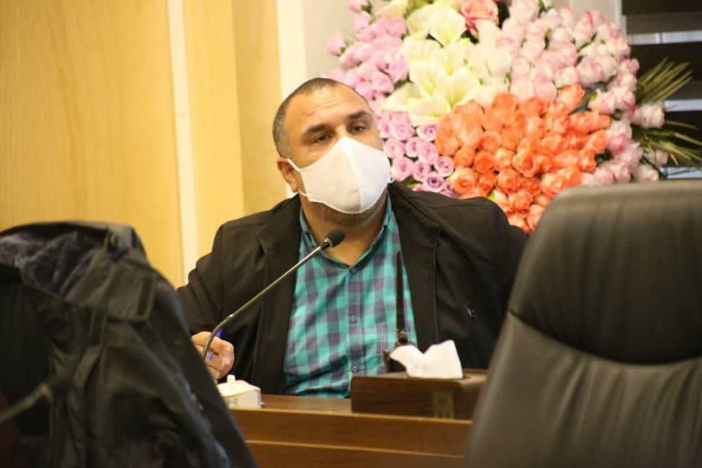 photo 2020 11 22 12 27 52 - شهردار رشت در نشست با مسئولان نواحی : نواحی خط مقدم خدمت رسانی شهرداری هستند
