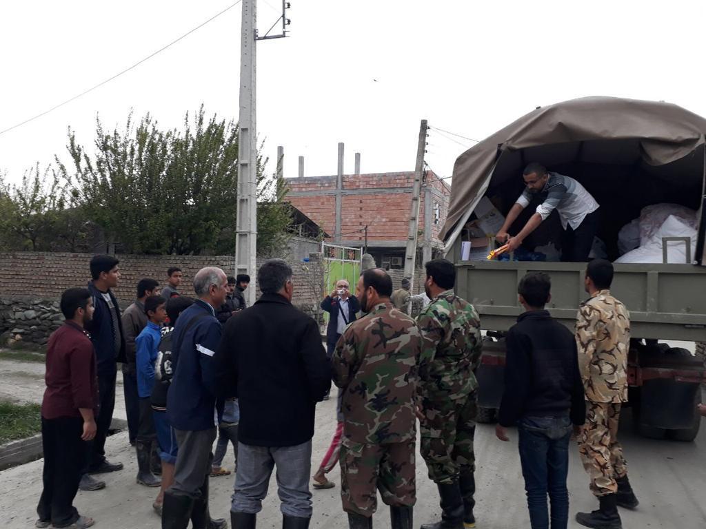 tor1 - هزینه مراسم روز جانباز کارکنان شهرداری رشت به مردم مناطق سیل زده اختصاص یافت