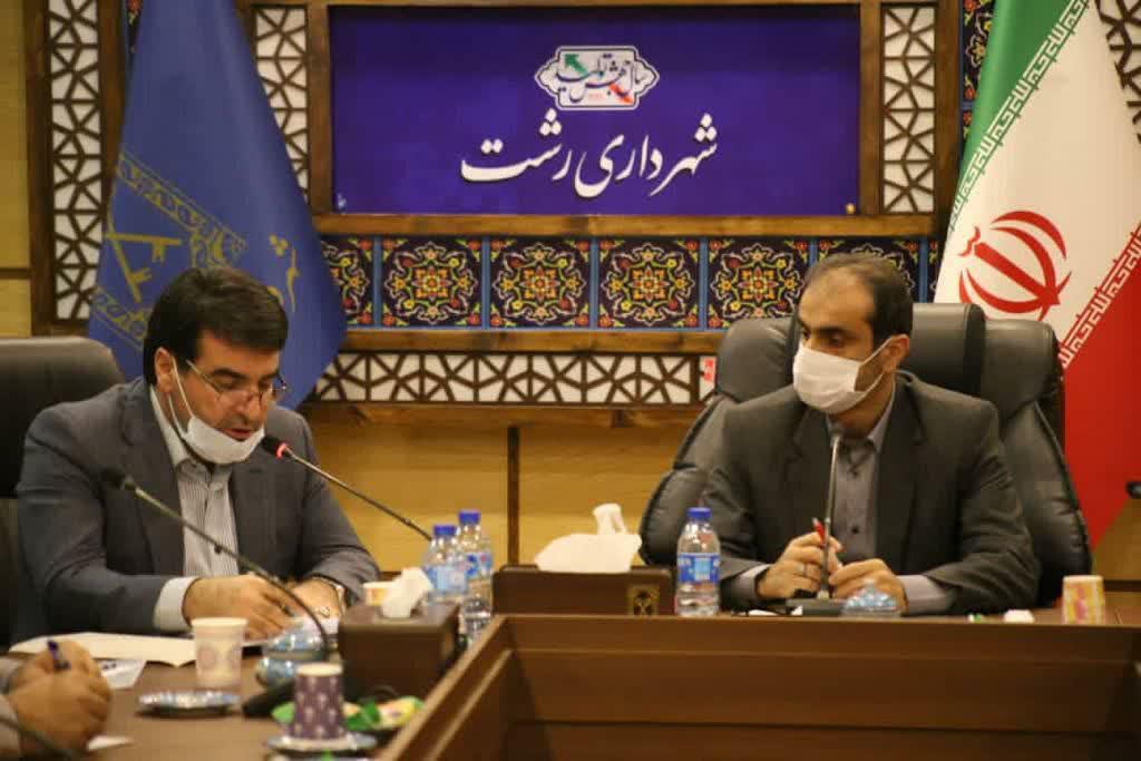 photo 2020 12 15 14 10 39 - شهردار رشت عنوان کرد: به توانایی نیروهای فعال در مجموعه شهرداری رشت باور دارم