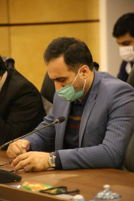 photo 2020 12 15 14 42 13 - شهردار رشت عنوان کرد: به توانایی نیروهای فعال در مجموعه شهرداری رشت باور دارم
