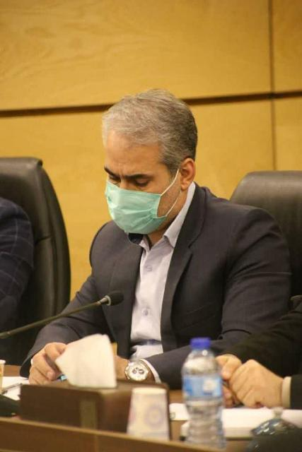 photo 2020 12 15 14 42 25 - شهردار رشت عنوان کرد: به توانایی نیروهای فعال در مجموعه شهرداری رشت باور دارم