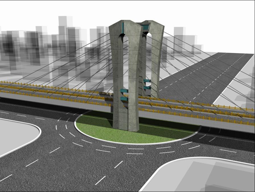 پروژه احداث تقاطع غیر همسطح مصلی