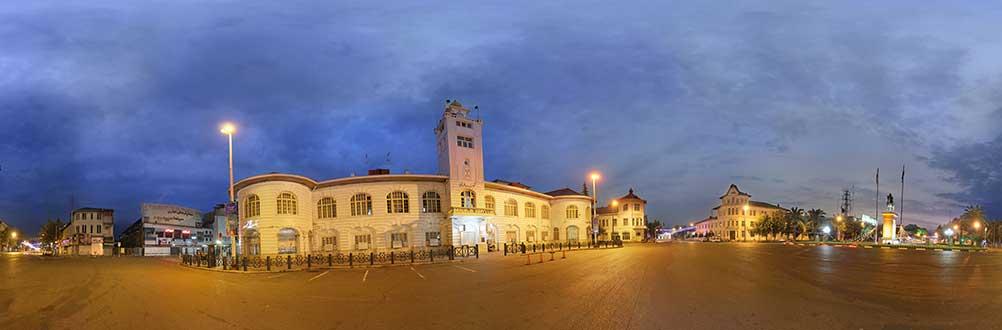 ساختمان شهرداري