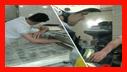 گیر افتادن دست کارگر جوان در غلطک شیرینی پزی