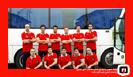 تیم طناب کشی سازمان آتش نشانی رشت به مسابقات قهرمانی کشور اعزام شد