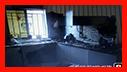 اعزام 12 آتشنشان بواسطه حریق منزل مسکونی در رشت/ مصدومیت آتشنشان در حین عملیات اطفاء/آتش نشانی رشت