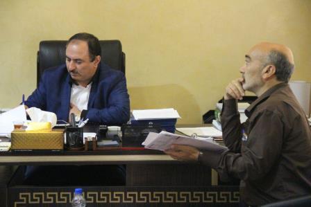 گزارش تصویری دومین دیدار مردمی سرپرست شهرداری رشت