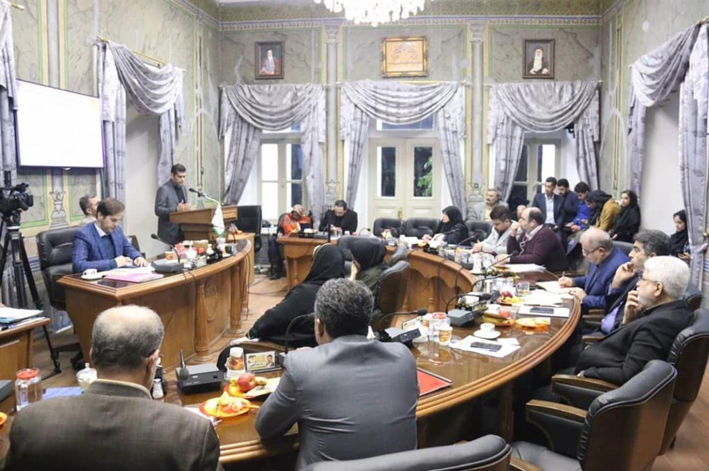 bou6 - ارائه لایحه بودجه سال ۹۸ شهرداری رشت به شورای اسلامی رشت