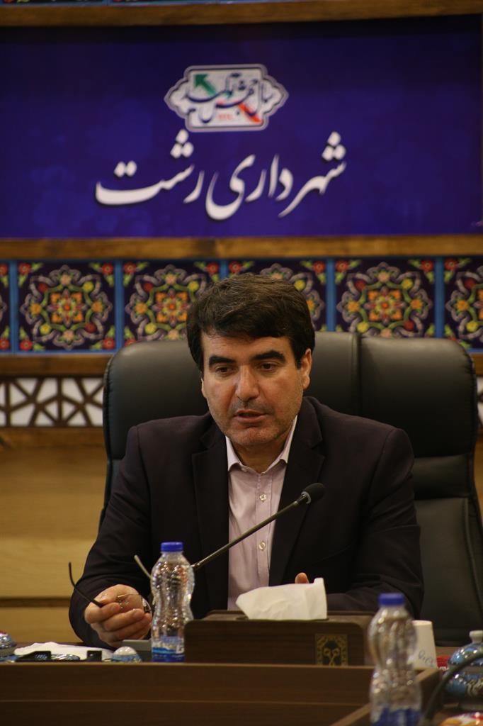 img 9253 - سرپرست شهرداری رشت تاکید کرد: ضرورت مشارکت دستگاه های متولی برای حفظ و نگهداری تصفیه خانه سراوان
