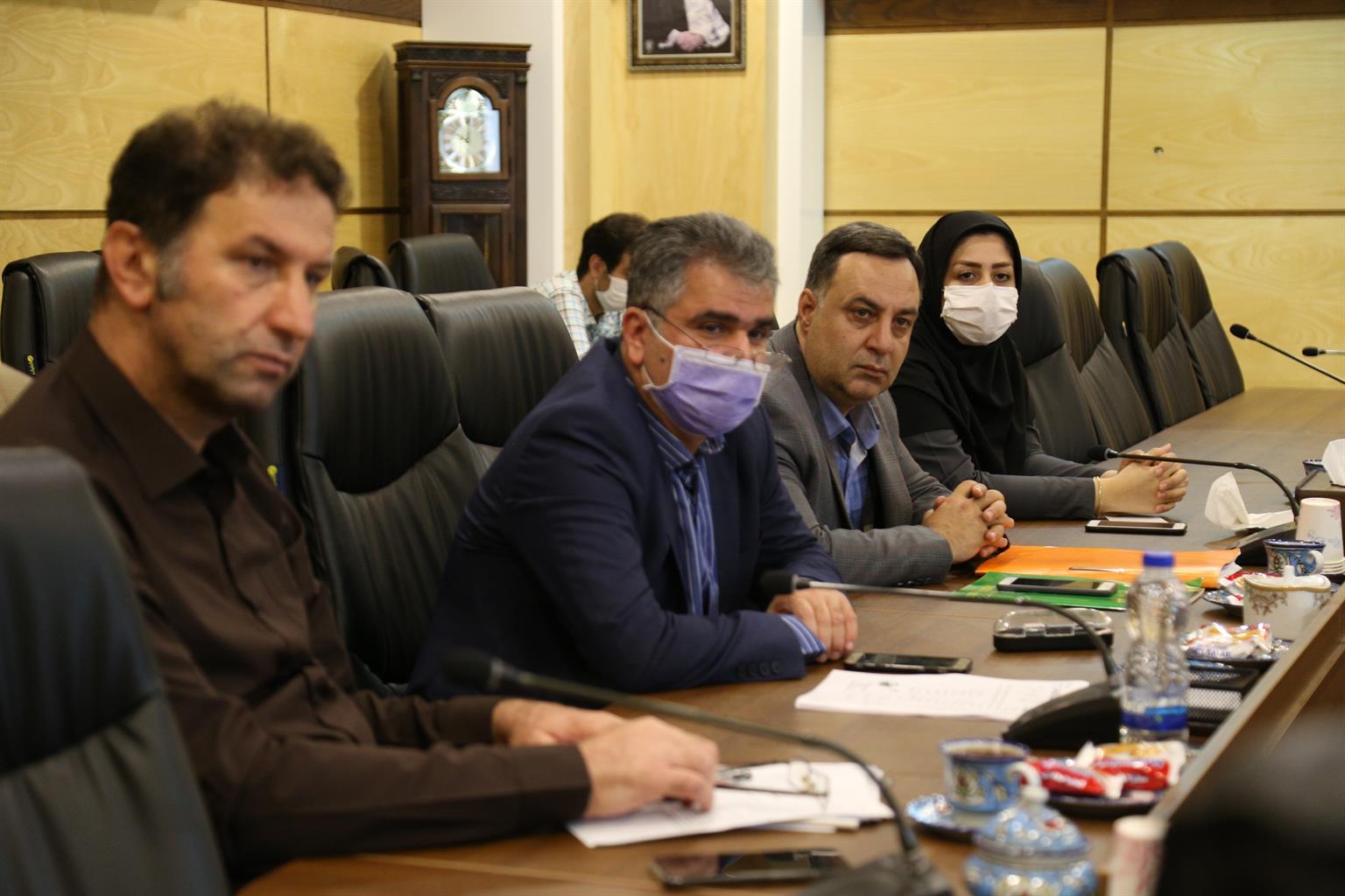 img 9298 - سرپرست شهرداری رشت تاکید کرد: ضرورت مشارکت دستگاه های متولی برای حفظ و نگهداری تصفیه خانه سراوان