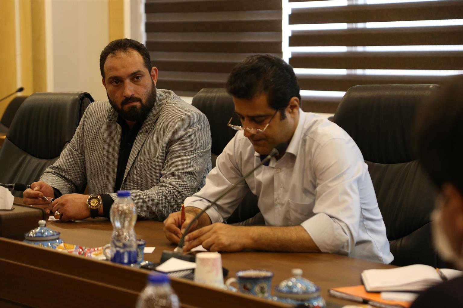 img 9299 - سرپرست شهرداری رشت تاکید کرد: ضرورت مشارکت دستگاه های متولی برای حفظ و نگهداری تصفیه خانه سراوان