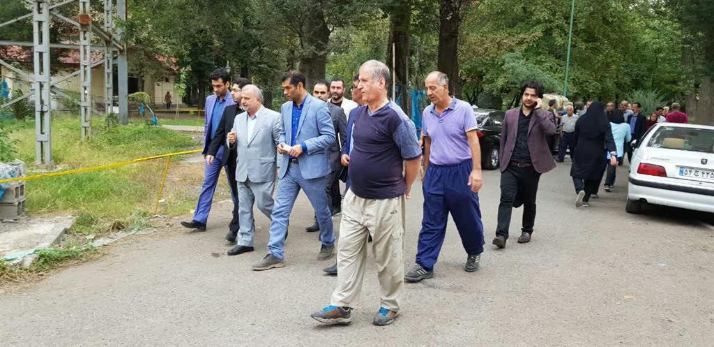 پیام تسلیت محمد حسن عاقل منش  در پی فقدان مرحوم حسین عرفانی