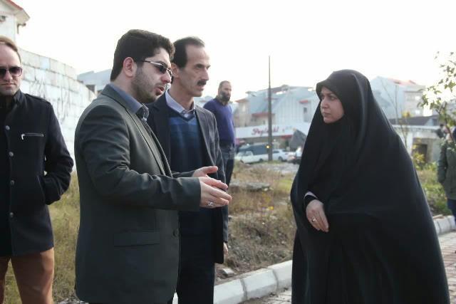 photo 2019 01 23 18 32 42 - کاشت نهال نارنج در بلوار شهید حبیب زاده