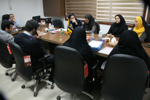 گزارش تصویری برگزاری اولین جلسه مشترک ستاد عفاف و حجاب و حقوق شهروندی