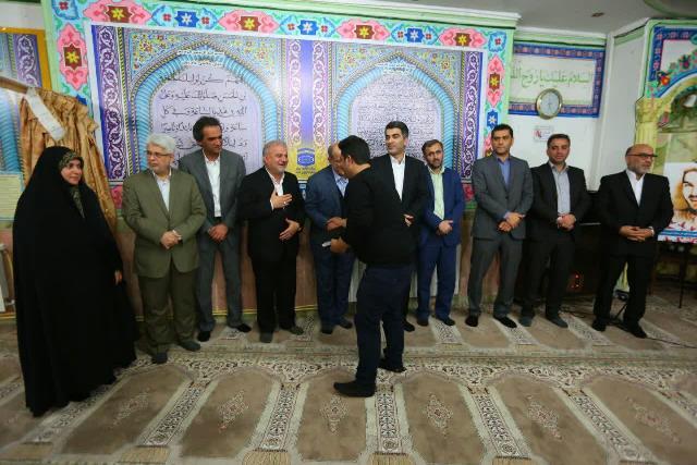 photo 2019 03 13 16 20 32 - مراسم تجلیل از فرزندان معزز شهید شاغل در شهرداری رشت برگزار شد
