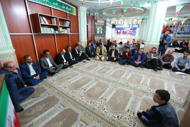 photo 2019 03 13 16 21 05 - مراسم تجلیل از فرزندان معزز شهید شاغل در شهرداری رشت برگزار شد