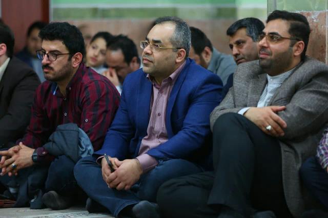 photo 2019 03 13 16 21 55 - مراسم تجلیل از فرزندان معزز شهید شاغل در شهرداری رشت برگزار شد
