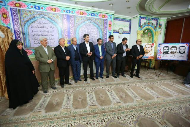 photo 2019 03 13 16 22 26 - مراسم تجلیل از فرزندان معزز شهید شاغل در شهرداری رشت برگزار شد