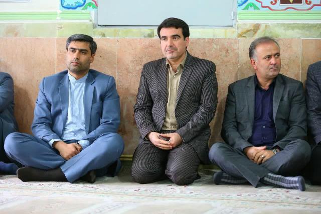 photo 2019 03 13 16 22 33 - مراسم تجلیل از فرزندان معزز شهید شاغل در شهرداری رشت برگزار شد