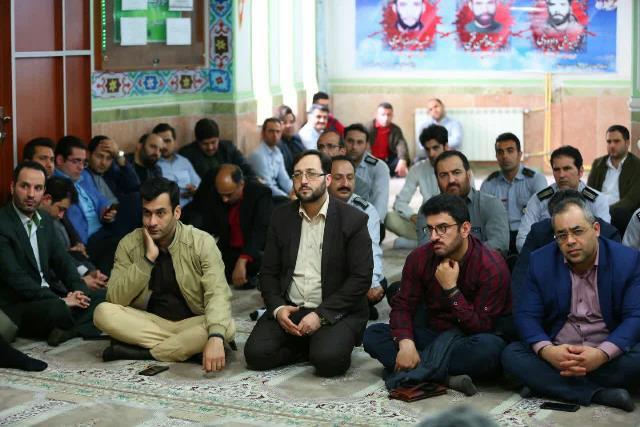 photo 2019 03 13 16 22 35 - مراسم تجلیل از فرزندان معزز شهید شاغل در شهرداری رشت برگزار شد