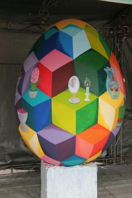 photo 2019 03 19 17 04 33 - برگزاری مراسم اختتامیه کارگاه رنگ آمیزی تخم مرغ های رنگی نوروزی در رشت