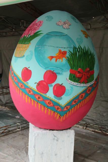 photo 2019 03 19 17 04 36 - برگزاری مراسم اختتامیه کارگاه رنگ آمیزی تخم مرغ های رنگی نوروزی در رشت