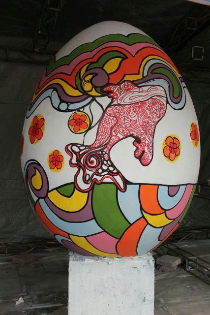 photo 2019 03 19 17 04 43 - برگزاری مراسم اختتامیه کارگاه رنگ آمیزی تخم مرغ های رنگی نوروزی در رشت