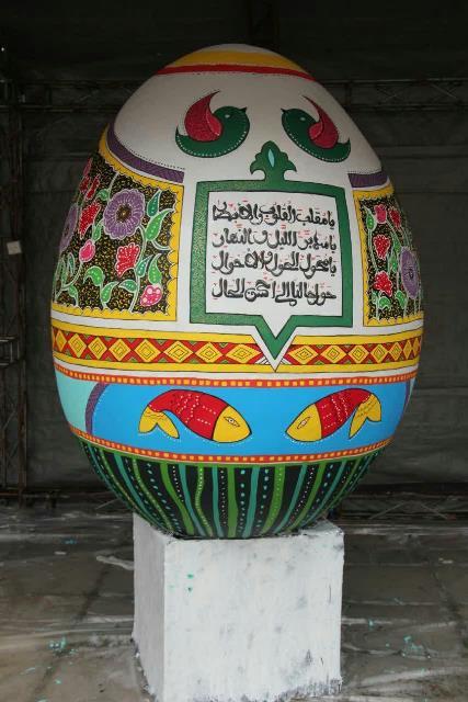 photo 2019 03 19 17 05 01 - برگزاری مراسم اختتامیه کارگاه رنگ آمیزی تخم مرغ های رنگی نوروزی در رشت