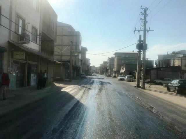photo 2019 05 20 06 20 34 - آغاز طرح بهسازی روکش آسفالت معابر منطقه ۴ شهرداری رشت با اولویت مناطق کم برخوردار