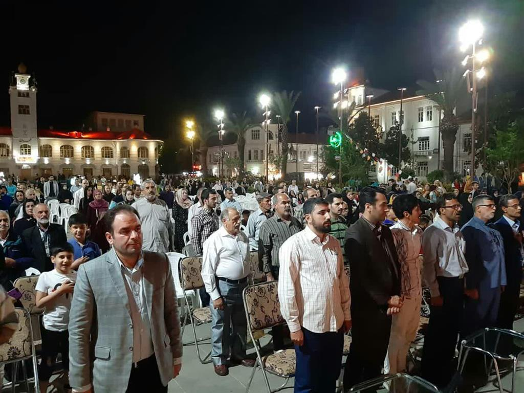برگزاری مراسم بزرگداشت حماسه آزاد سازی خرمشهر