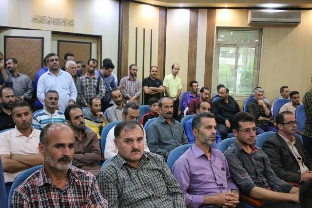 photo 2019 08 14 06 47 09 - شهرداری رشت چهار هزار نیرو را اداره می کند که با تمام دستگاه های اجرایی شهر برابری می کند