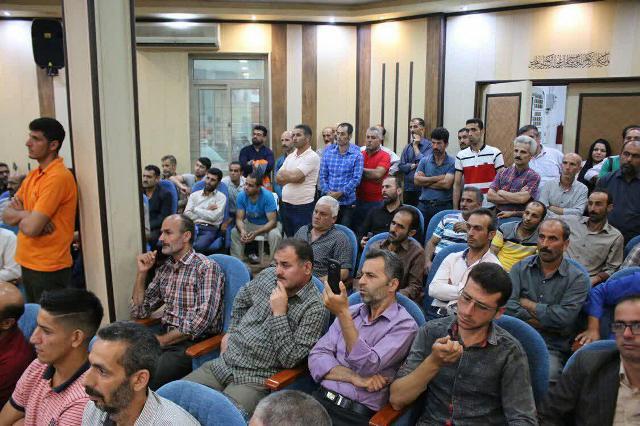 photo 2019 08 14 06 48 39 - شهرداری رشت چهار هزار نیرو را اداره می کند که با تمام دستگاه های اجرایی شهر برابری می کند