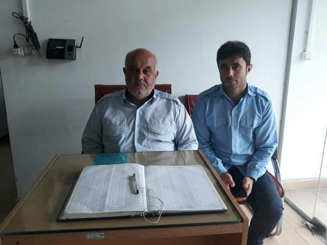 photo 2019 09 02 10 07 54 - گزارش تصویری بازدید شهردار رشت از ناحیه ۲ منطقه ۳ شهرداری