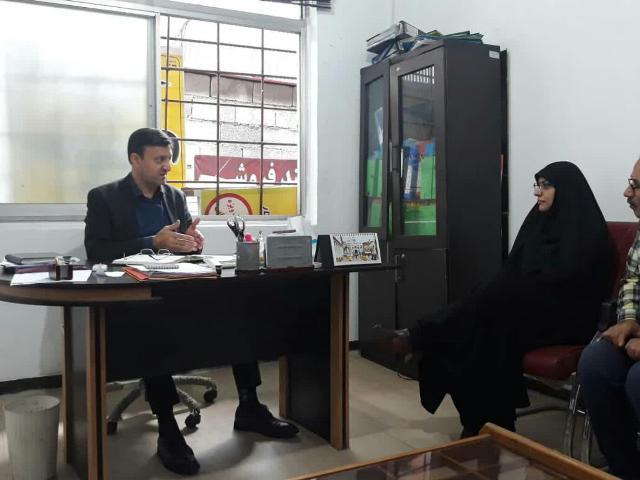 photo 2019 09 02 10 08 03 - گزارش تصویری بازدید شهردار رشت از ناحیه ۲ منطقه ۳ شهرداری
