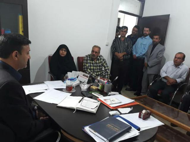 photo 2019 09 02 10 08 12 - گزارش تصویری بازدید شهردار رشت از ناحیه ۲ منطقه ۳ شهرداری