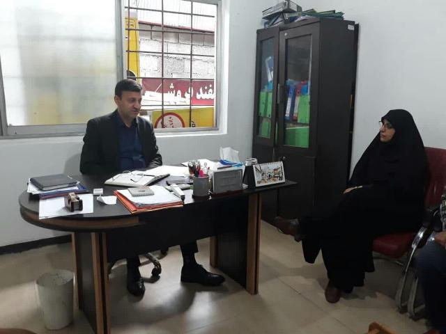 photo 2019 09 02 10 09 27 - گزارش تصویری بازدید شهردار رشت از ناحیه ۲ منطقه ۳ شهرداری