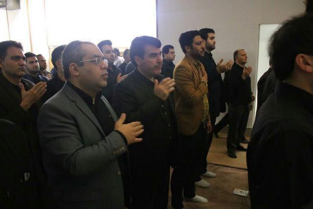 photo 2019 09 07 11 10 23 - گزارش تصویری برپایی مراسم عزاداری دهه اول مُحَرَم اَلحَرام در نمازخانه شهرداری رشت