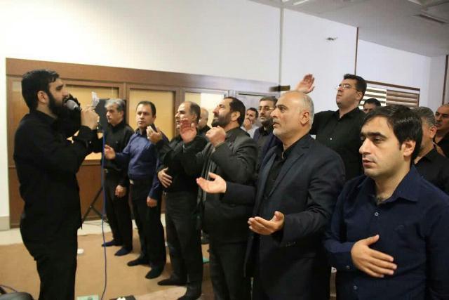 photo 2019 09 07 11 11 06 - گزارش تصویری برپایی مراسم عزاداری دهه اول مُحَرَم اَلحَرام در نمازخانه شهرداری رشت