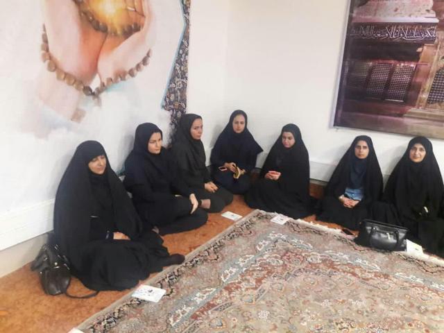 photo 2019 09 07 12 18 17 - گزارش تصویری برپایی مراسم عزاداری دهه اول مُحَرَم اَلحَرام در نمازخانه شهرداری رشت
